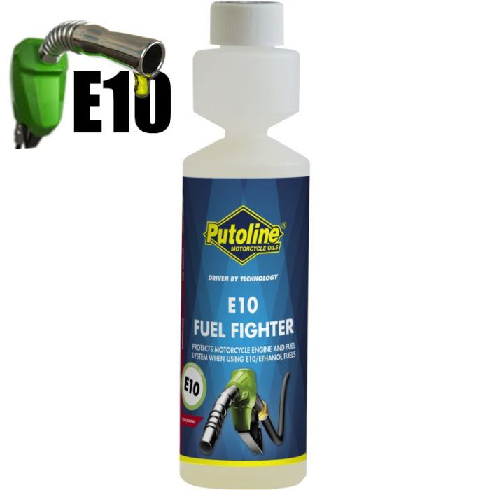 E10 fuel fighter